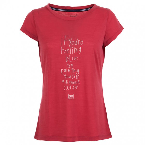 SuperNatural - Women's Graphic Tee - T-Shirt