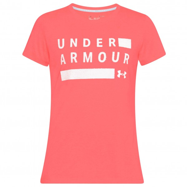 Under Armour - Women's Tborne Train Graphic Twist SSC