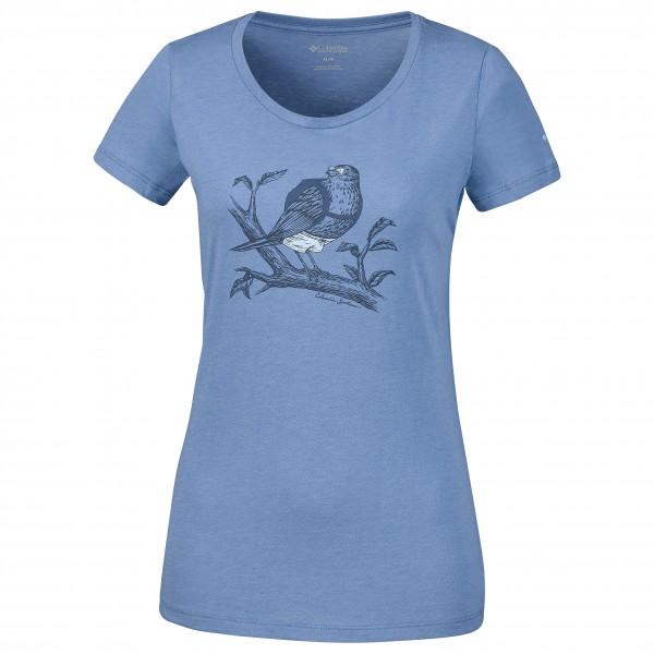 Columbia - Women's Birdy Buddy Short Sleeve Tee - Camiseta de manga corta