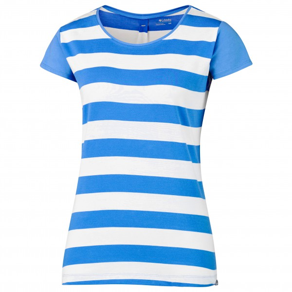 Columbia - Women's Willamette Valley Short Sleeve Tee - T-paidat