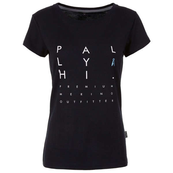 Pally'Hi - Women's T-Shirt Crossword S/S - T-paidat