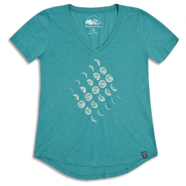United By Blue - Womens Moon Cycle - T-Shirt