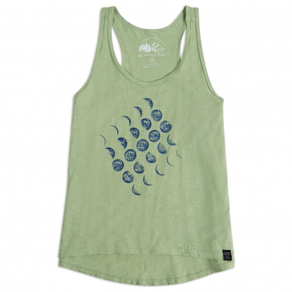United By Blue - Womens Moon Cycle Tank - Topp