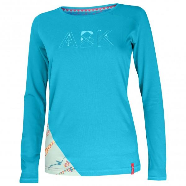 ABK - Women's Tipy Tee L/S - Longsleeve