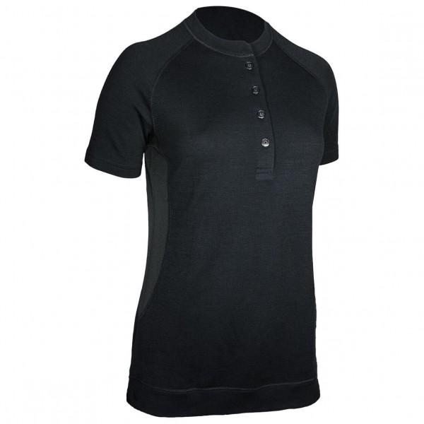 Showers Pass - Women's S/S Bamboo-Merino Henley - Sport-T-shirt