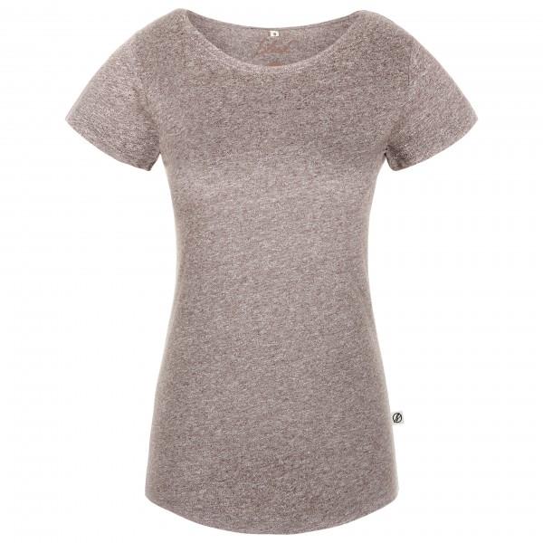 Bleed - Women's Curved T-Shirt - T-paidat