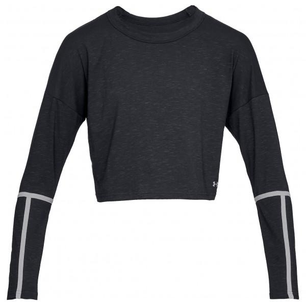 Under Armour - Women's Lighter Longer Cropped Crew - Sport shirt