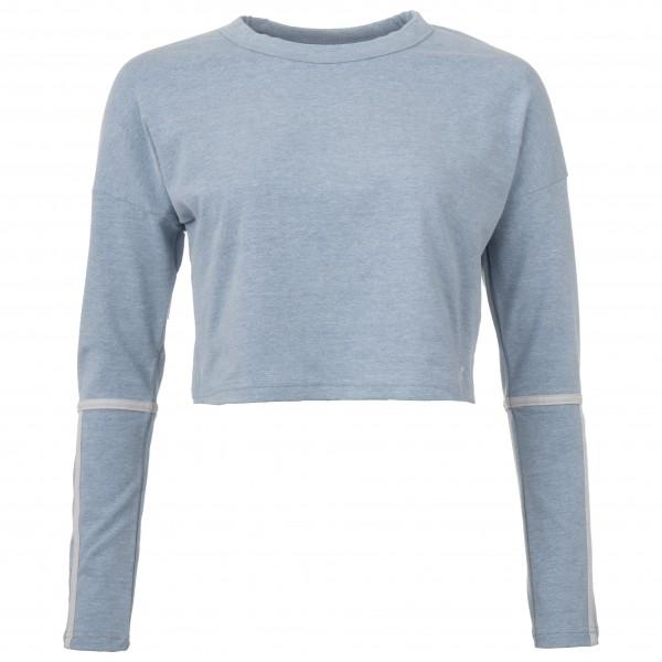 Under Armour - Women's Lighter Longer Cropped Crew - Sport-T-shirt