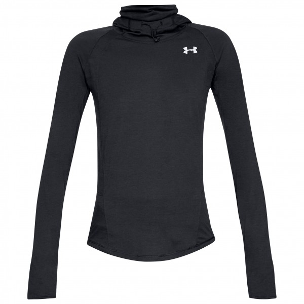 Under Armour - Women's UA Swyft Funnel Hoodie - Camiseta de running