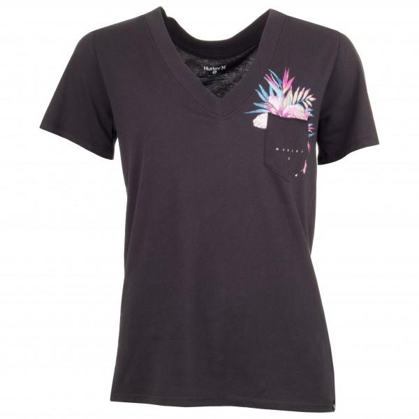 Hurley - Women's Overgrown Perfect V Neck - T-skjorte