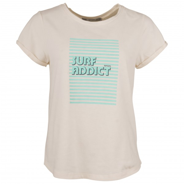 Rip Curl - Women's Surf Addict Tee - T-paidat