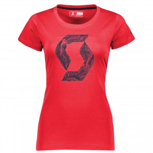 Scott - Women's Tee 10 Feather Icon S/SL - T-Shirt