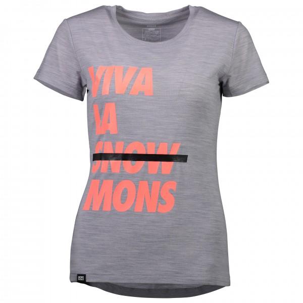 Mons Royale - Women's Viva La Tee - T-shirt