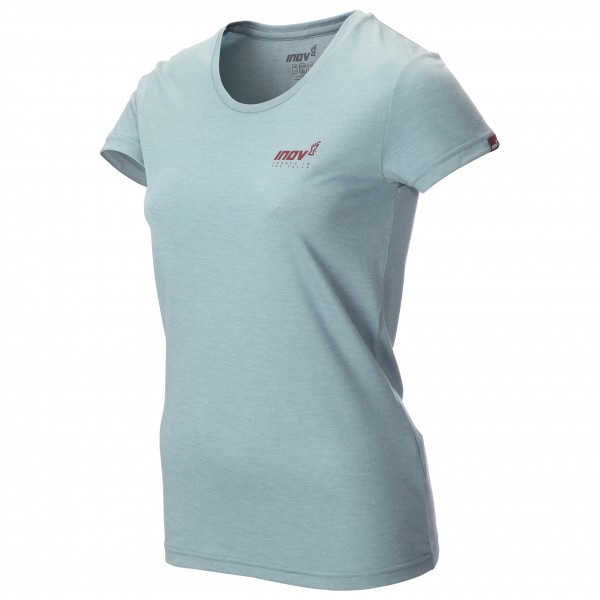 Inov-8 - Women's Tri Blend S/S Forged - Laufshirt