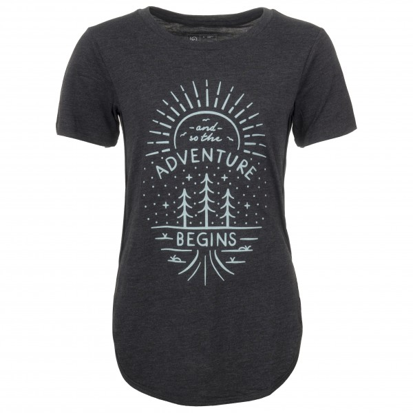 tentree - Women's Adventure Begins - T-shirt