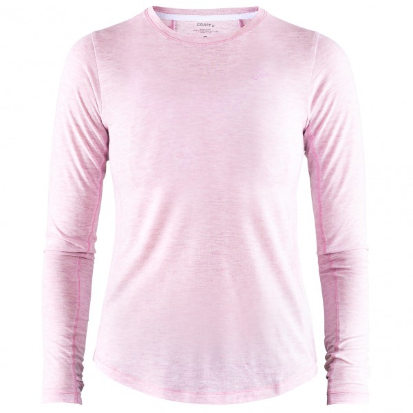 Craft - Women's Urban Run L/S Wool Tee - Laufshirt