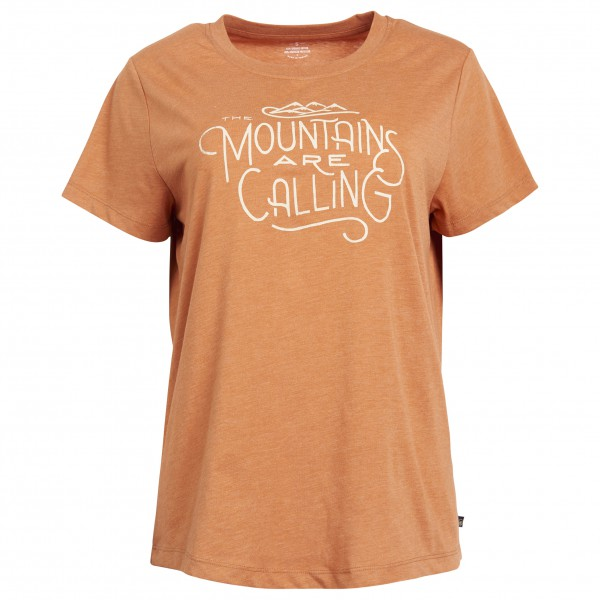United By Blue - Women's Mountains Are Calling - T-shirt