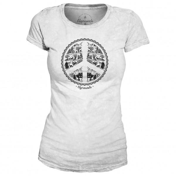 Alprausch - Women's Alp-Peace T-Shirt - Camiseta de manga corta