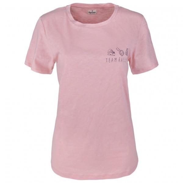 Alprausch - Women's Chäsliebi T-Shirt - T-paidat