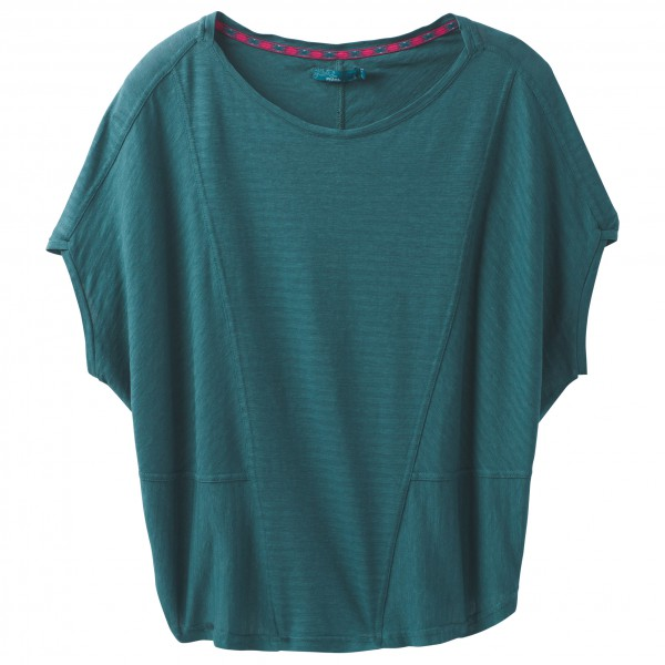 Prana - Women's Seabord S/S Top - T-skjorte