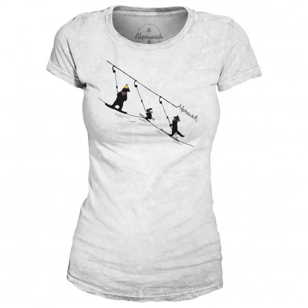 Alprausch - Women's Schiilift T-Shirt - T-paidat