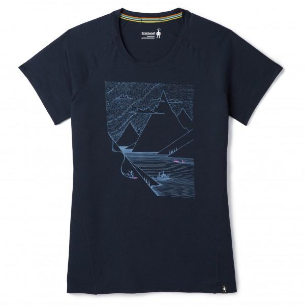 Smartwool - Women's Merino 150 Fjord Slider Tee - T-shirt