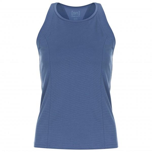 SuperNatural - Women's Round Neck Top - Sport-T-shirt