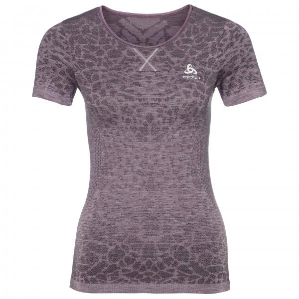Odlo - Women's BL Top Crew Neck S/S Blackcomb Light - Running shirt