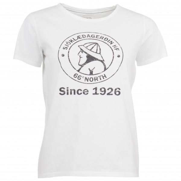 66 North - Logo Sailor Women T-Shirt - T-shirt