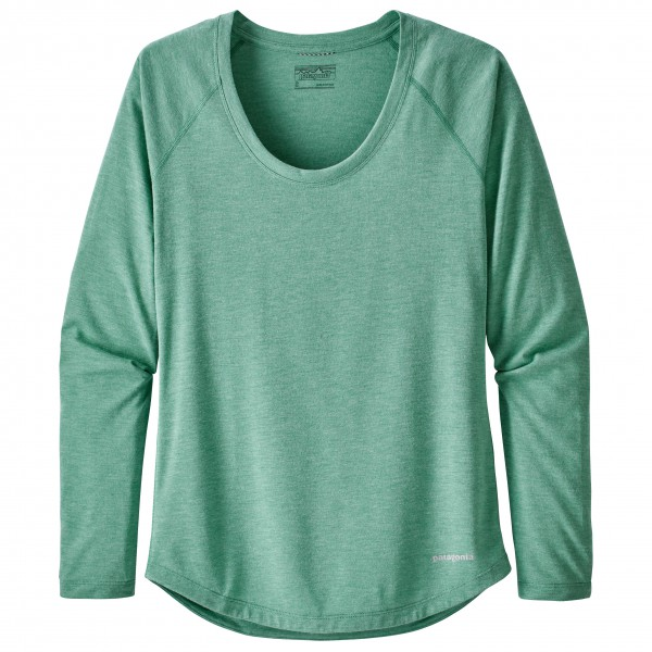Patagonia - Women's L/S Nine Trails Shirt - Sport-T-shirt