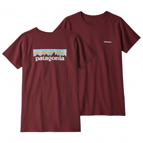 Patagonia - Women's Pastel P-6 Logo Responsibili-Tee - T-shirt