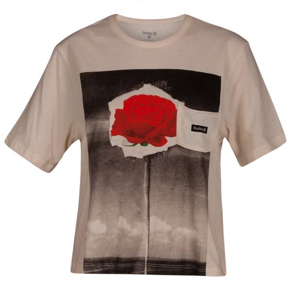 Hurley - Women's Rosepalm Crop S/S - T-shirt