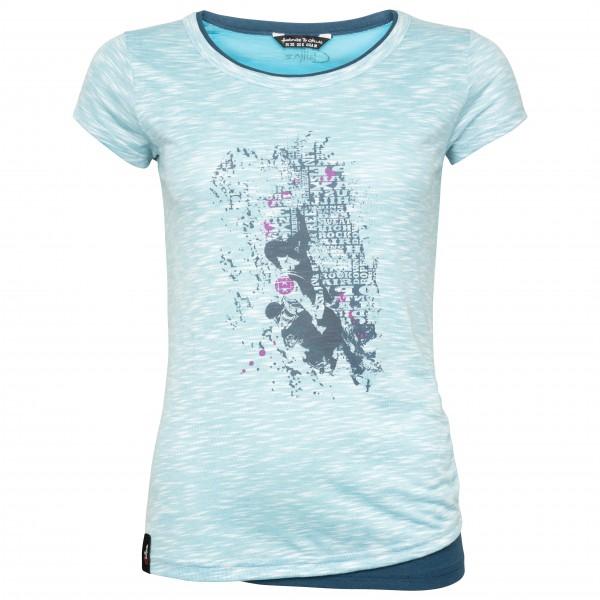 Chillaz - Women's Fancy Sabby - Camiseta de manga corta