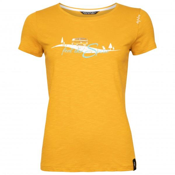 Chillaz - Women's Gandia Feel The Spirit - T-shirt