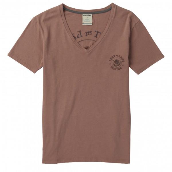 Burton - Women's Keeler V-Neck S/S - T-shirt