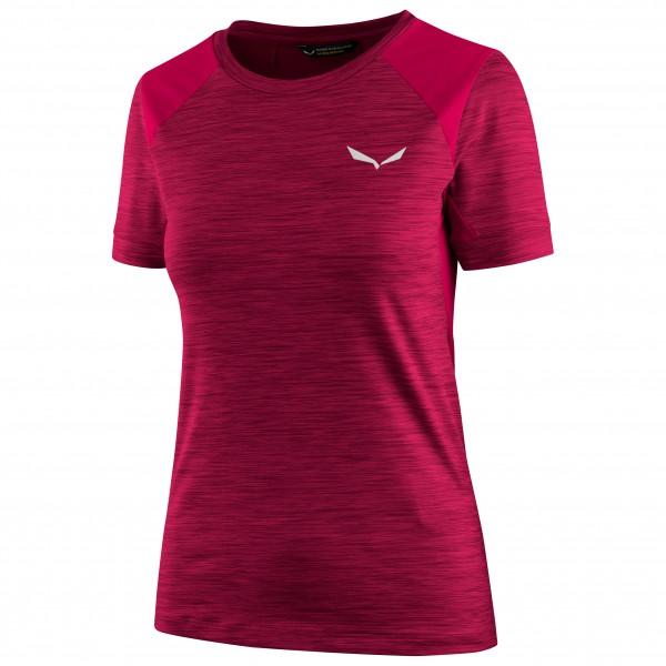 Salewa - Women's Pedroc Hybrid S/S Tee - Sport-T-shirt