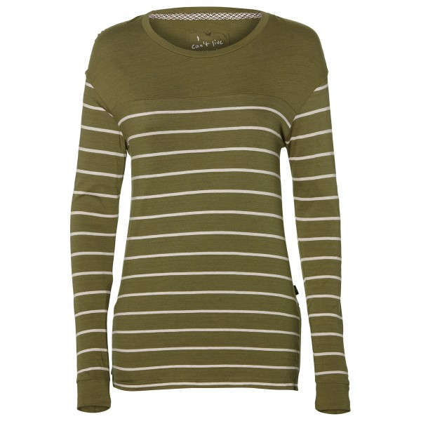 O'Neill - Women's Essential Stripe Relaxed T-Shirt - Longsleeve