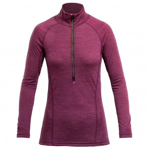Devold - Running Woman Zip Neck - Laufshirt