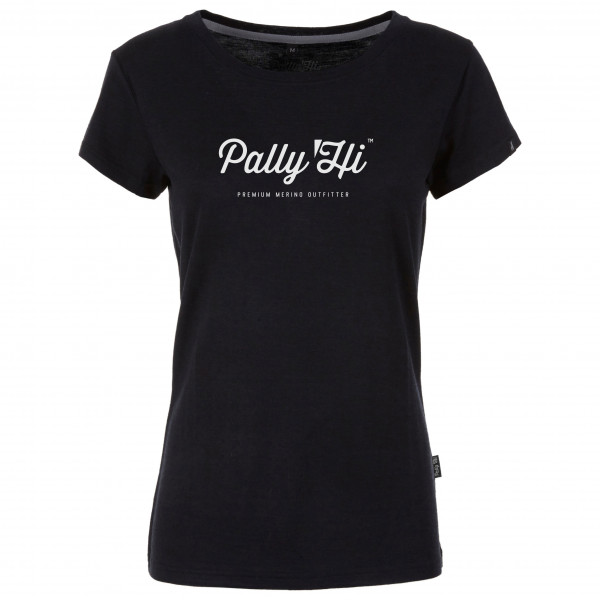 Pally'Hi - Women's T-Shirt Script De Femme - T-shirt