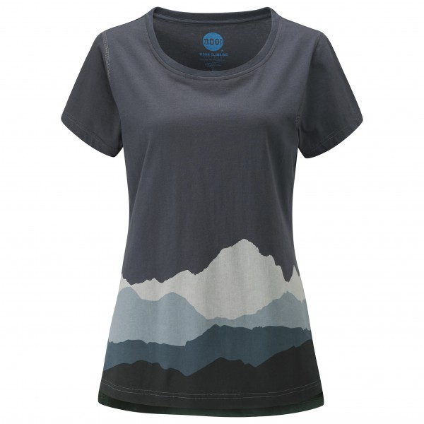 Moon Climbing - Women's Vista Tees - T-skjorte