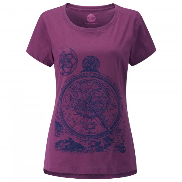 Moon Climbing - Women's Zodiak Heritage Tees - T-Shirt