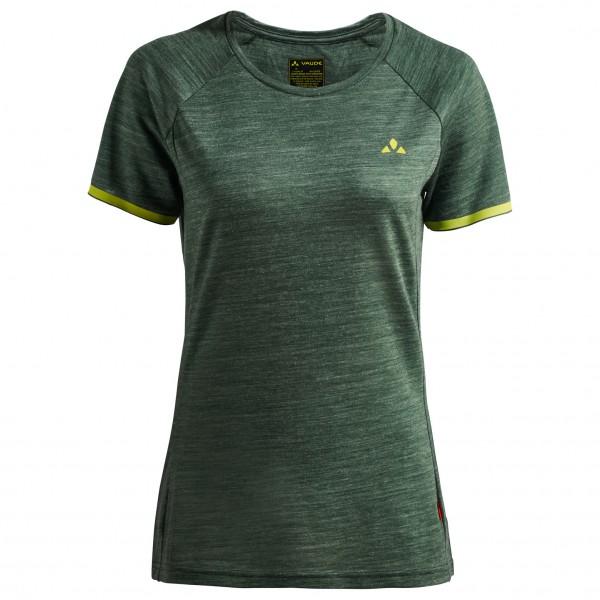 Vaude - Women's Green Core T-Shirt - Funksjonsshirt