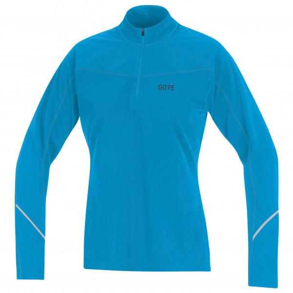 GORE Wear - Women's R3 Women Thermo Long Sleeve Zip Shirt - Tekninen paita