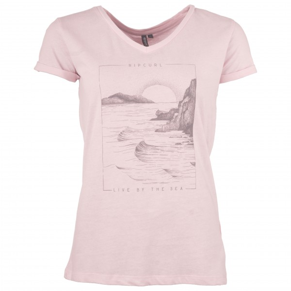 Rip Curl - Women's By The Sea Tee - T-shirt