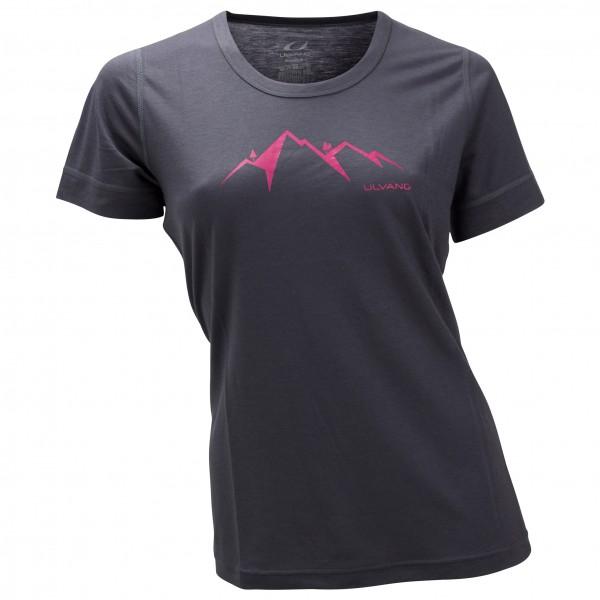 Ulvang - Women's Skare Logo Tee - T-skjorte