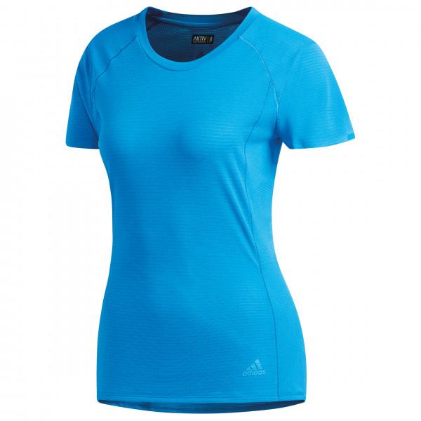 adidas - Women's Fran Supernova S/S Tee - Joggingshirt