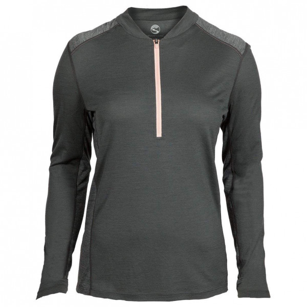 Showers Pass - Women's Ridgeline Half-Zip L/S Shirt - Camiseta funcional