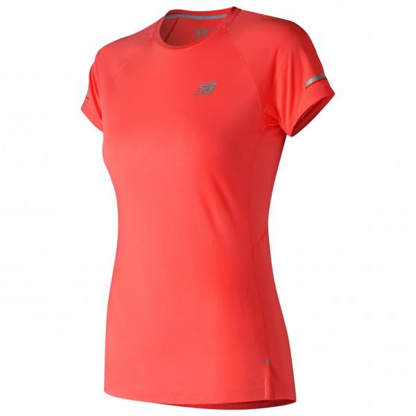 New Balance - Women's NB Ice 2 S/S - Camiseta de running