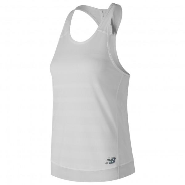 New Balance - Women's Q Speed Jacquard Tank - Running shirt