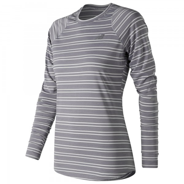 New Balance - Women's Seasonless L/S - Running shirt